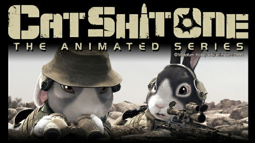 Cat Shit One: The Animated Series