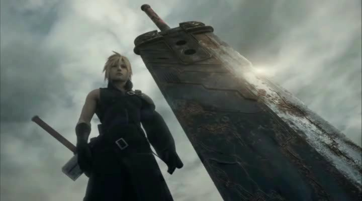 Final Fantasy VII: Advent Children: Cloud