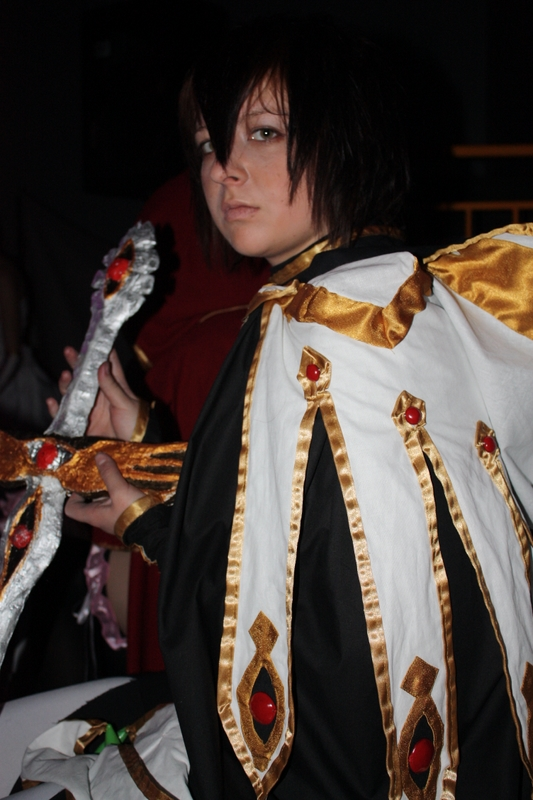Chapter 1: Love (Ayu :3 i SQuall): Cosplayerz