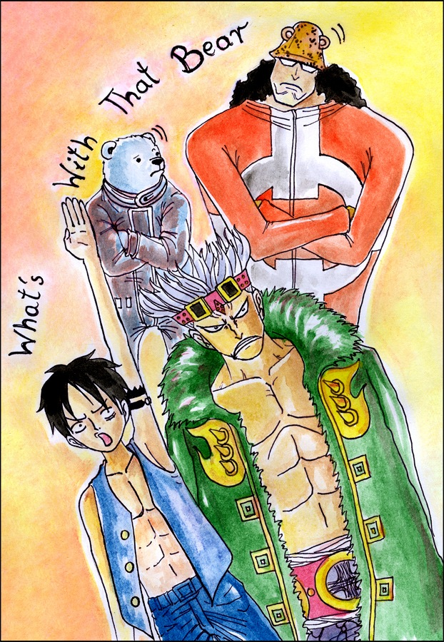 Arthadel: One Piece - Bear